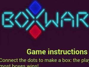 Box Wars Game