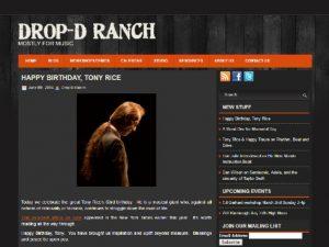 Drop D Ranch Website