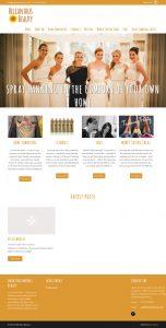 Helianthus Beauty Website