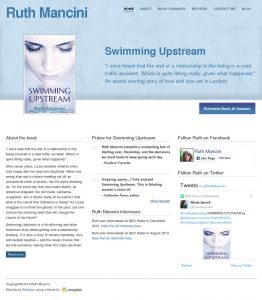 Ruth Mancini Website