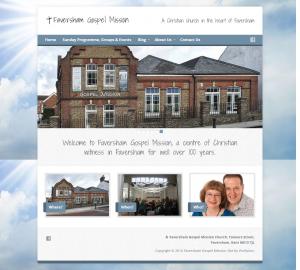 Faversham Gospel Mission Website
