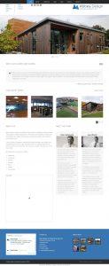 Abbey Design Website