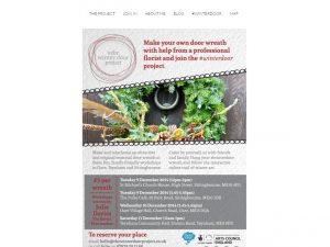 The Winter Door Project Website