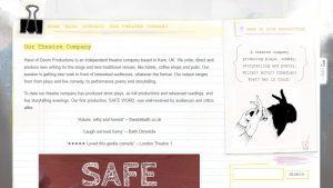 Hand of Doom Productions website