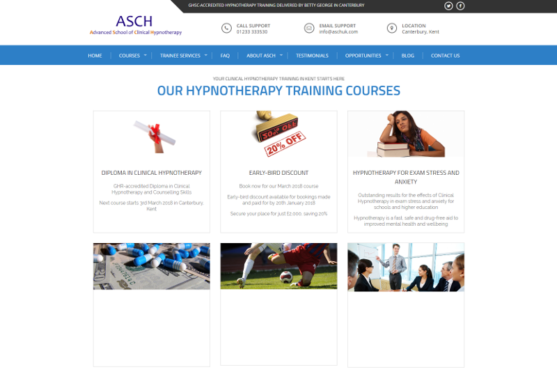 ASCH website